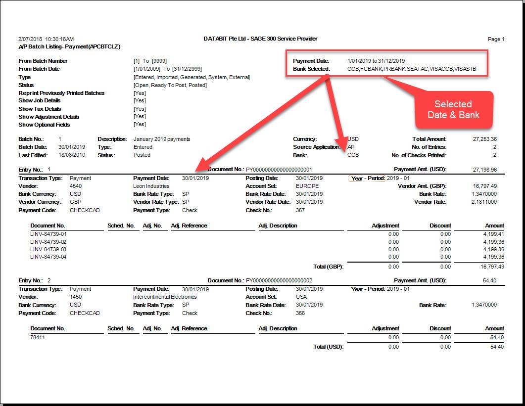 2018 08 AP Payment Batch Listing