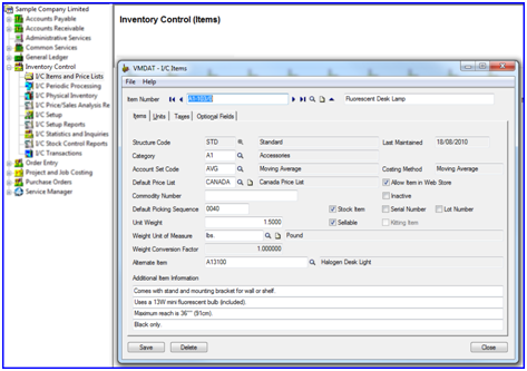 How To Customize an Export & Import Template in Sage 300 ERP